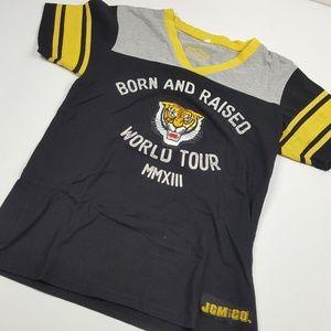 John Mayer Born & Raised World Tour Band T Shirt